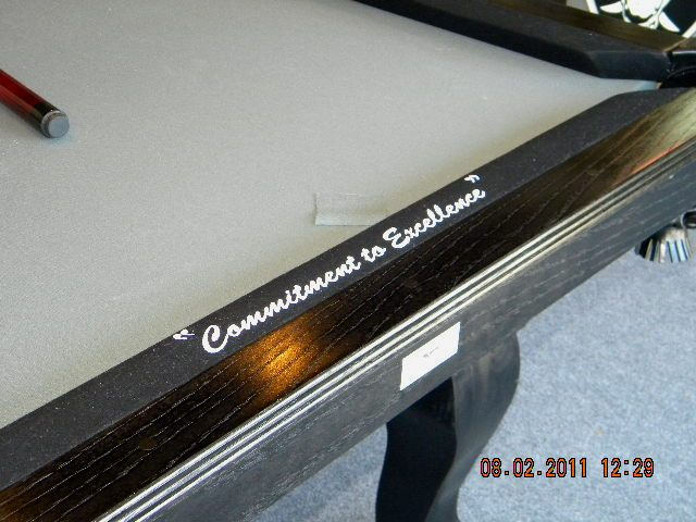 Delta Pool Table with 2 Tone Stained Dark and Natural Oak Finish on pool mosaic designs, pool home designs, pool art designs, pool shirts designs, pool wood designs, pool applique designs, pool templates, pool team logos designs, pool crafts, pool stabilizer, pool computer designs, pool stamping designs, pool felt designs, pool plumbing designs, pool patterns, pool plaster designs, pool table cloth designs, pool decal designs, pool paint designs,